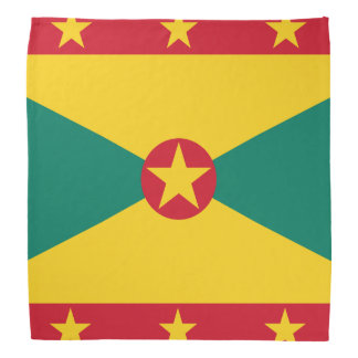 Grenada Flag Bandana