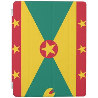 Grenada Flag iPad Cover