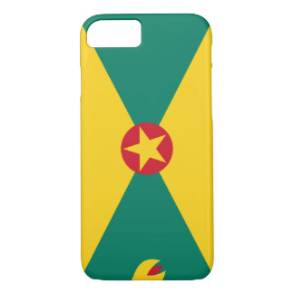 Grenada Flag iPhone 8/7 Case