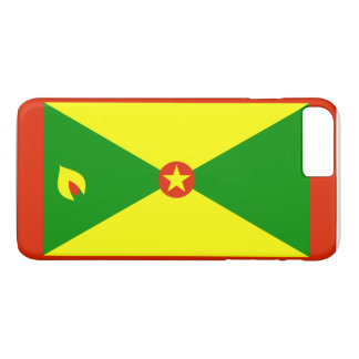 Grenada flag iPhone 8 plus/7 plus case