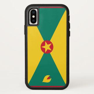 Grenada Flag iPhone X Case