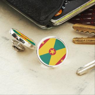 Grenada Flag Lapel Pin