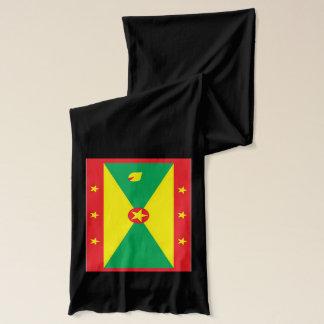 Grenada Flag Lightweight Scarf
