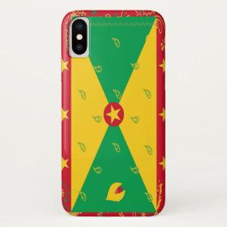 Grenada Flag Phone Case