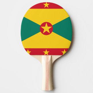 Grenada Flag Ping Pong Paddle