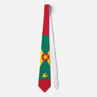 Grenada Flag Tie