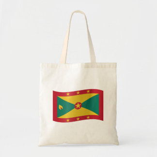 Grenada Flag Tote Bag