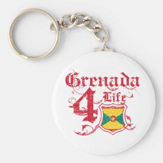 Grenada For Life Key Ring