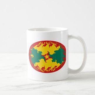 Grenada Gnarly Flag Mug