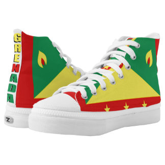 Grenada - High Top Shoes