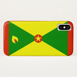Grenada iPhone X Case