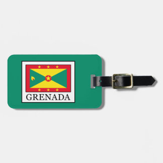 Grenada Luggage Tag