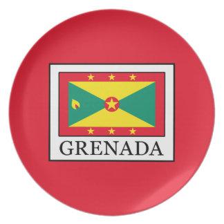 Grenada Plate