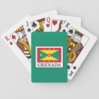 Grenada Playing Cards