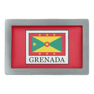 Grenada Rectangular Belt Buckle
