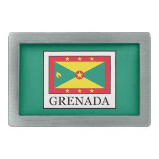 Grenada Rectangular Belt Buckles