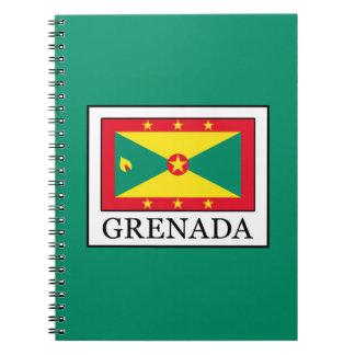 Grenada Spiral Notebook