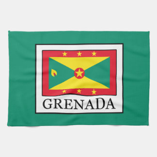 Grenada Tea Towel