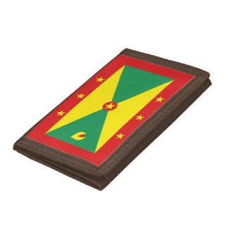 Grenada - TriFold Nylon Wallet
