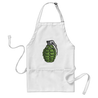 Grenade Expression Aprons