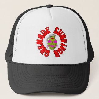 Grenade Survivor Trucker Hat