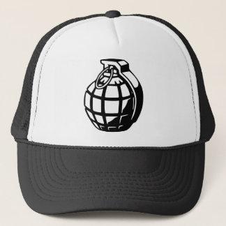 Grenade Trucker Hat
