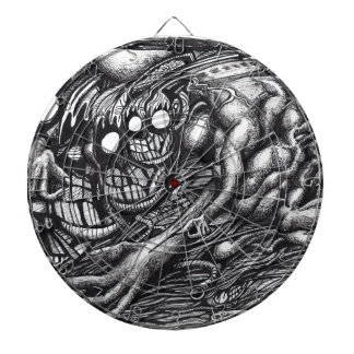 Grendel-Mother-Dream_ Dart Board