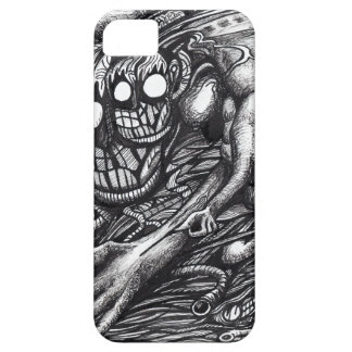 Grendel-Mother-Dream_ iPhone 5 Case