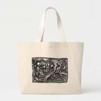 Grendel-Mother-Dream_ Large Tote Bag