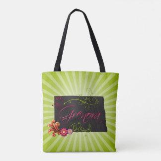 Grenora Sunburst Tote Bag