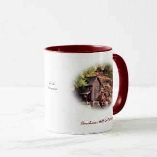 Gresham Mill in October Coffee Mug