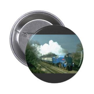 Gresley A4 Sir Nigel Gresley works the Cumbrian Mo Pin