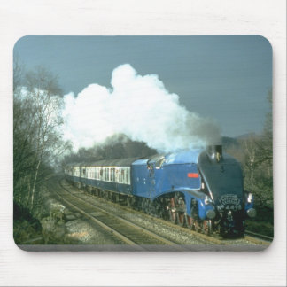 Gresley A4 Sir Nigel Gresley works the Cumbrian Mo Mouse Pad
