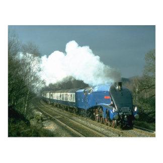 Gresley A4 Sir Nigel Gresley works the Cumbrian Mo Postcards