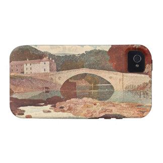 Greta Bridge Pennine Hills England Vibe iPhone 4 Cases
