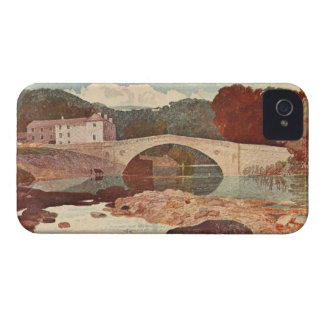 Greta Bridge Pennine Hills England iPhone 4 Case
