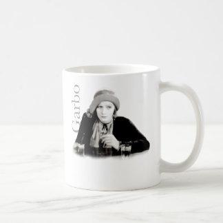 Greta Garbo Signature Mug
