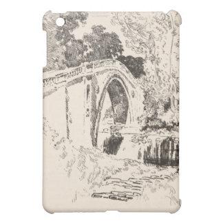 Greta River Bridge iPad Case