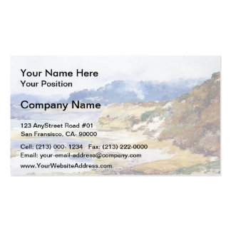 Grey Afternoon by Guy Rose Business Card
