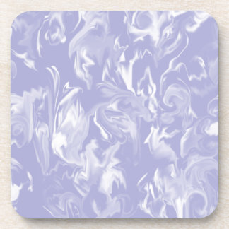 Grey and White design mixed color coasters