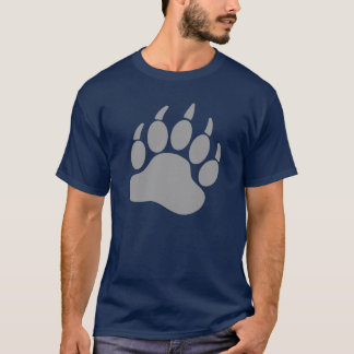 Grey Bear Pride Bear Claw (R) T-Shirt