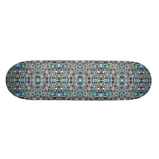 Grey Boxes of Color 19.7 Cm Skateboard Deck
