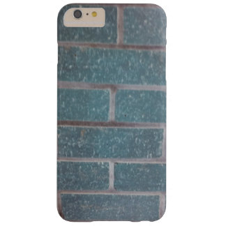 Grey bricks phonecover barely there iPhone 6 plus case
