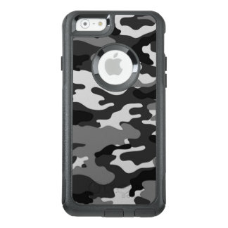 Grey Camouflage OtterBox iPhone 6/6s Case