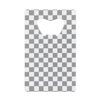 Grey Checkerboard