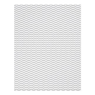 Grey Chevron/Zig Zag Scrapbook Paper