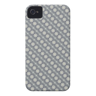 Grey Circle | Case-Mate iPhone 4 Case