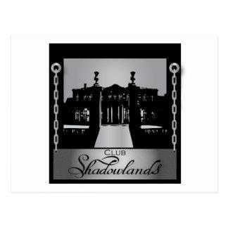 Grey Club Shadowlands Postcard