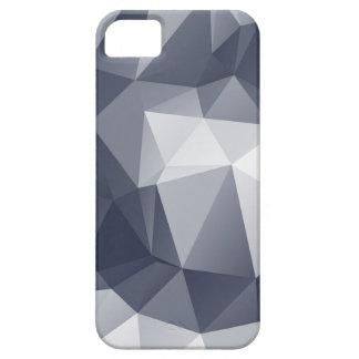 Grey context iPhone 5 case