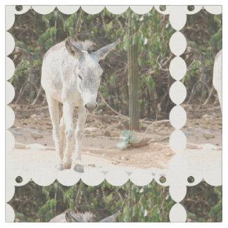 Grey Donkey Fabric